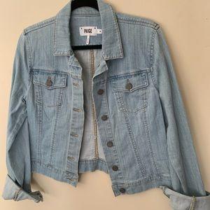 Paige - Blue Denim Jacket
